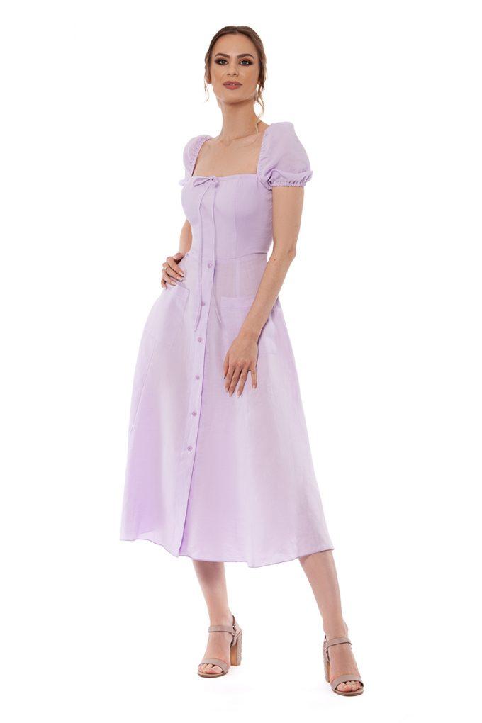 Rochie Lavender 2