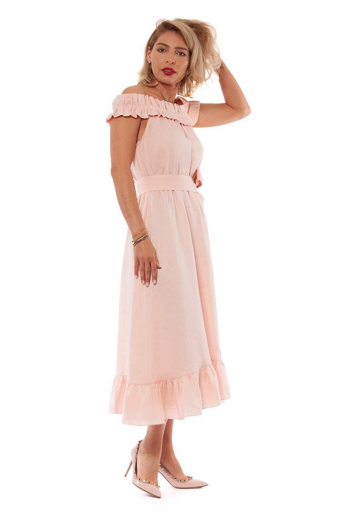 Rochie Pink 3