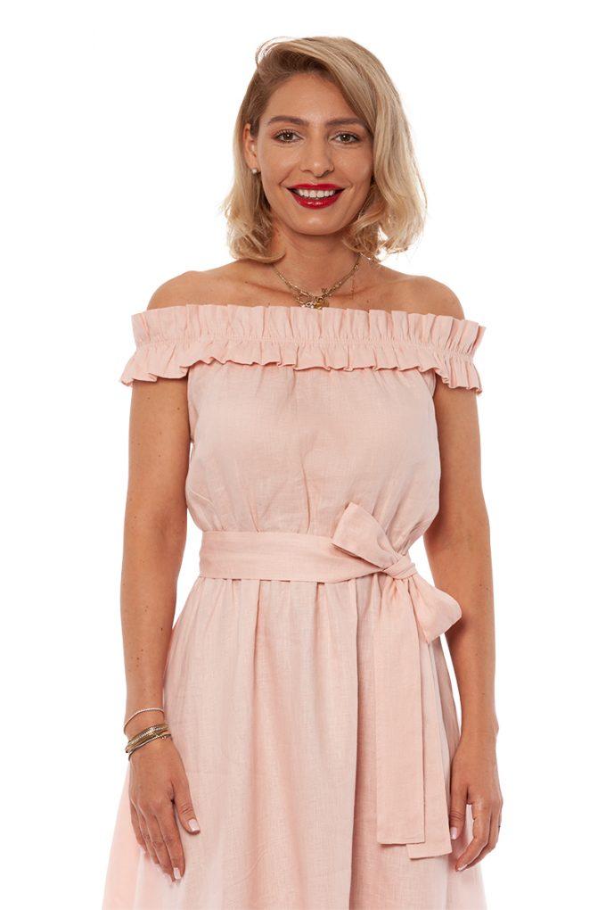 Rochie Pink 4